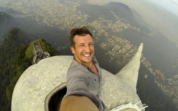 no tomar selfies en lugares peligrosos
