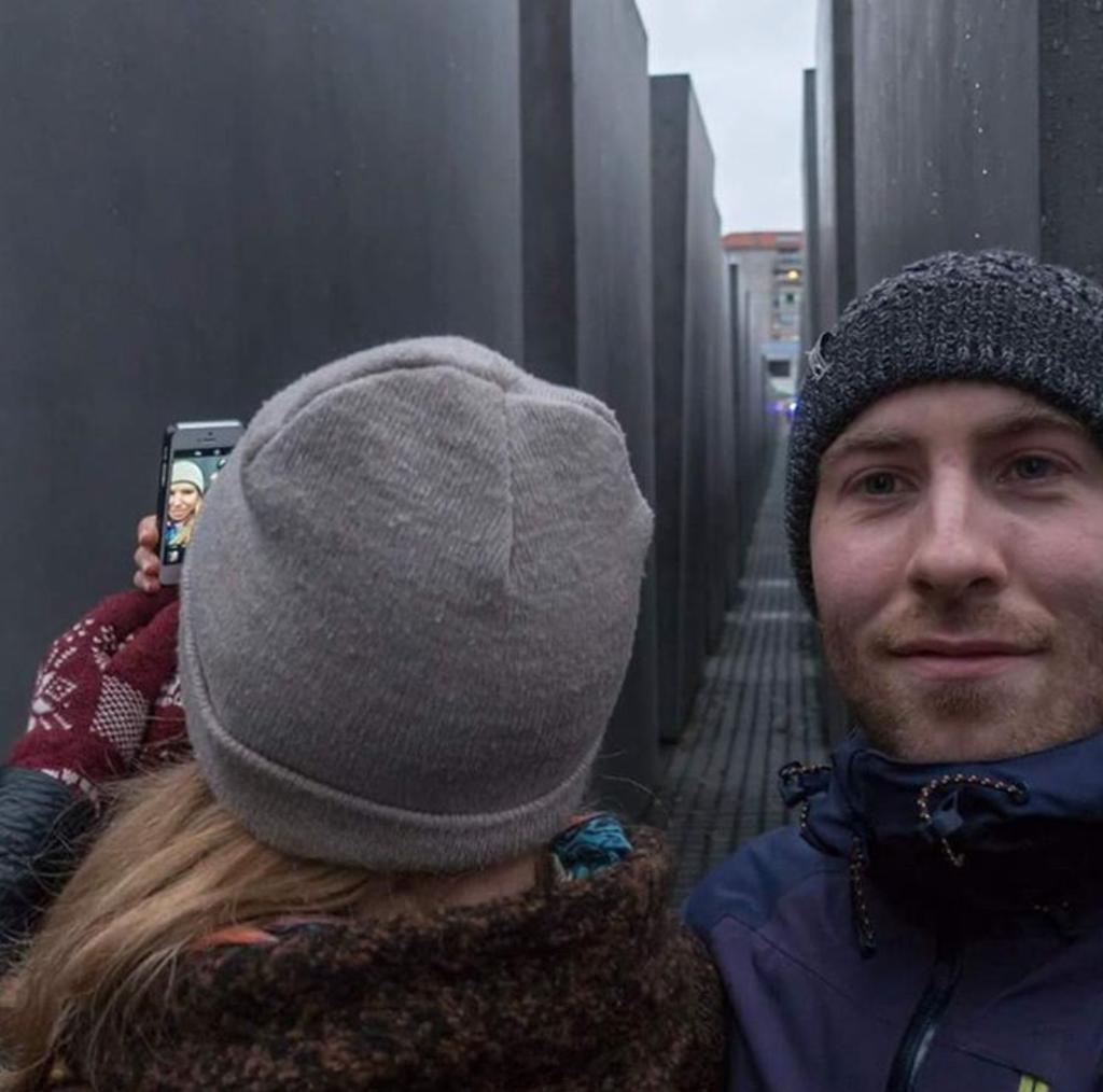 no tomar selfies memorial