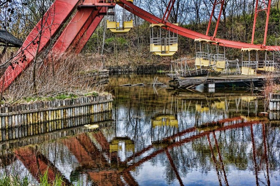 parque abandonado de berlin