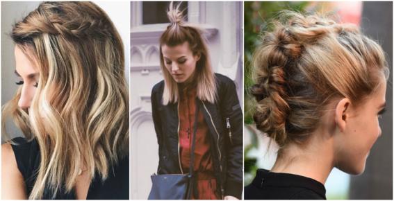 5 peinados que slo las mujeres sofisticadas y de cabello corto