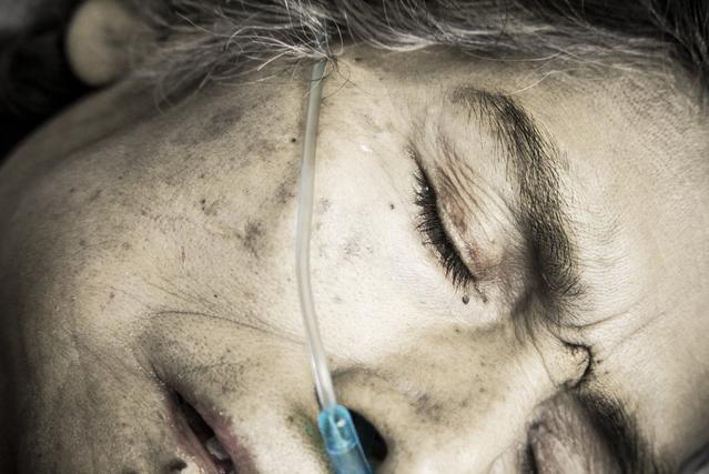 photographer grandmother death change