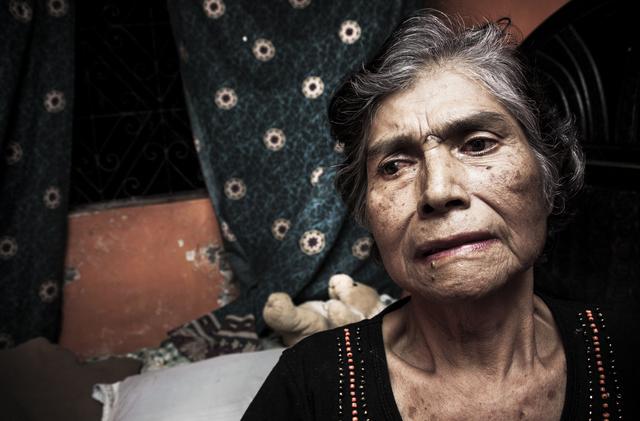 photographer grandmother death family