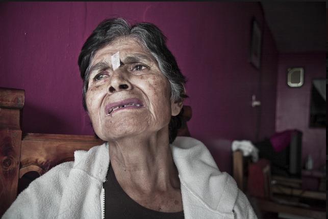 photographer grandmother death memory