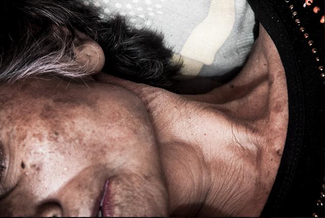 photographer grandmother death passing