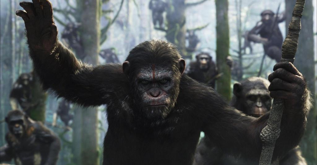 planeta de los simios ciencia