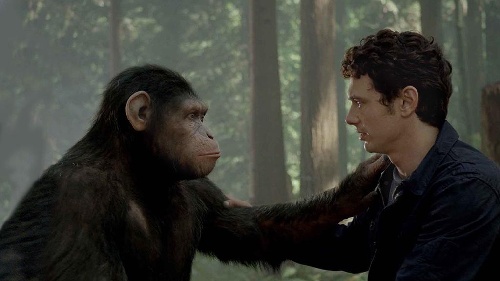 planeta de los simios filme