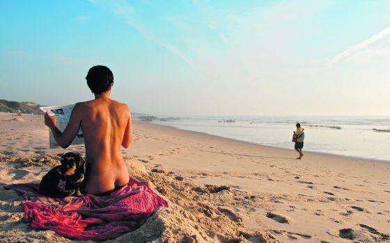 playa nudista cosas que hacer con tus amigos