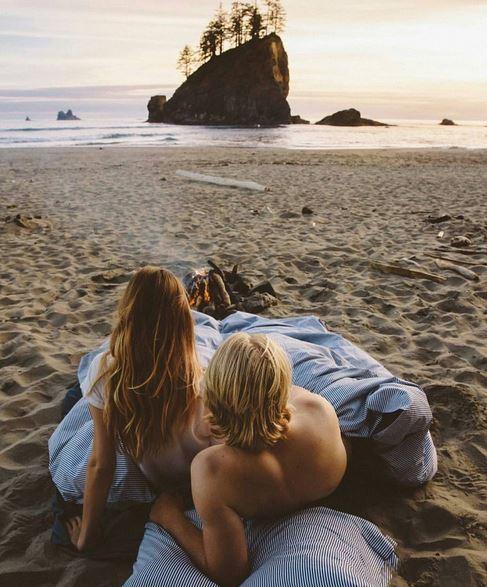 playa poemas eroticos