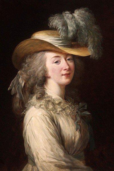 portrait of rose bertin