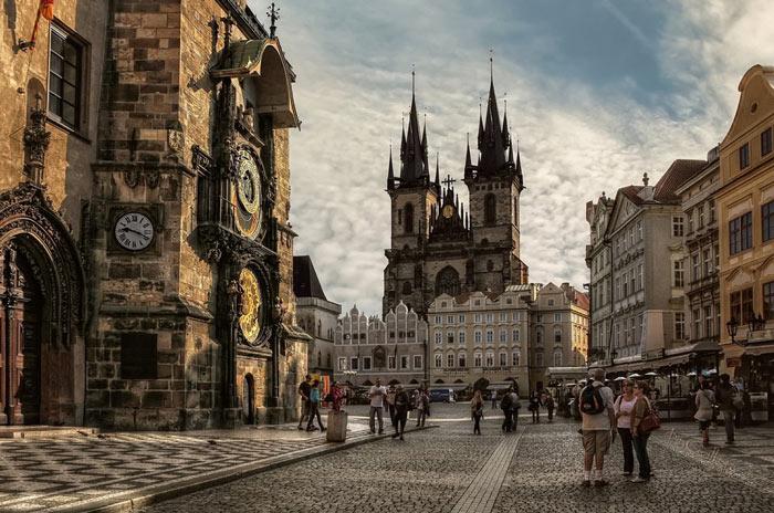praga ciudades para visitar en Europa