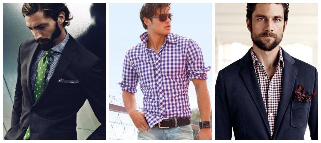 prendas de hombre camisas