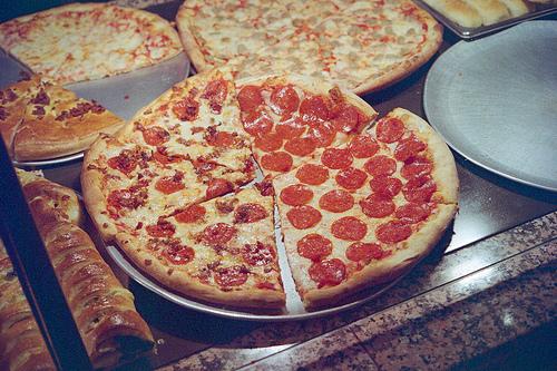 probar la mejor pizza