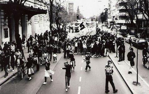 protesta centro clandestino de tortura