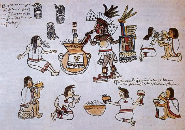 pulque en el mexico prehispanico codices