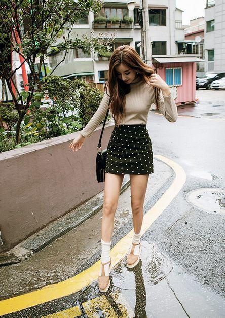 reglas de estilo short skirt