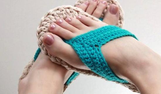 ropa que no debes usar flip flops