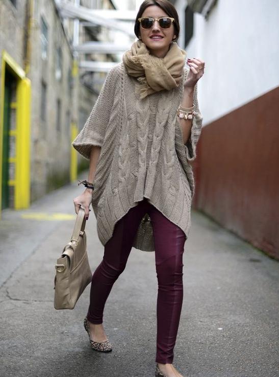 ropa que no debes usar oversize