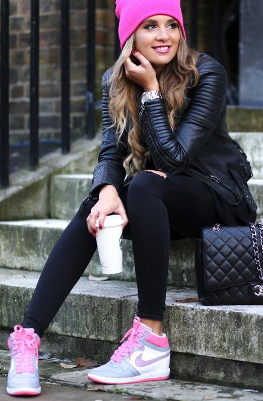 ropa que no debes usar sneakers