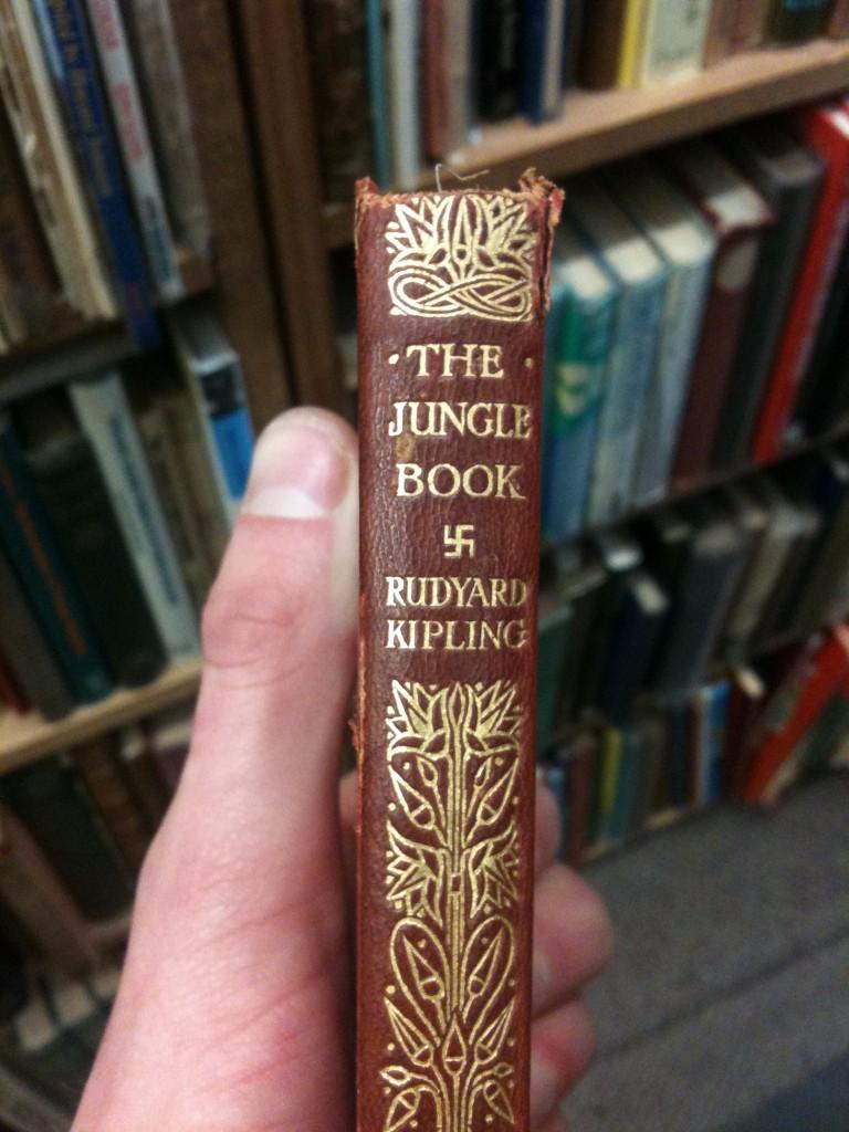 rudyard kipling jungle book