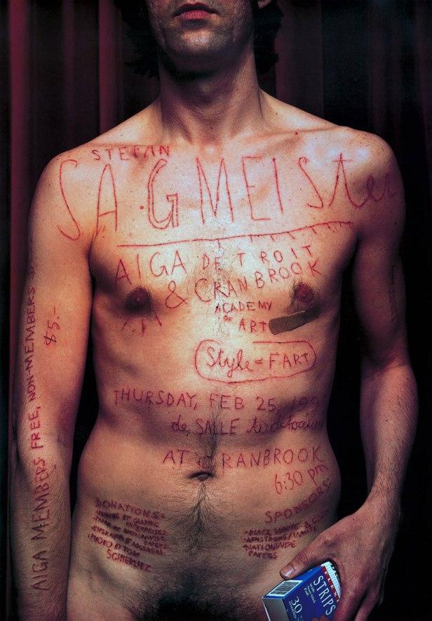 sagmeister cuerpo