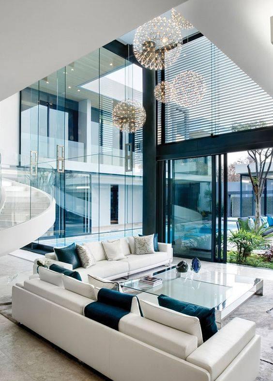 sala arquitectura del futuro