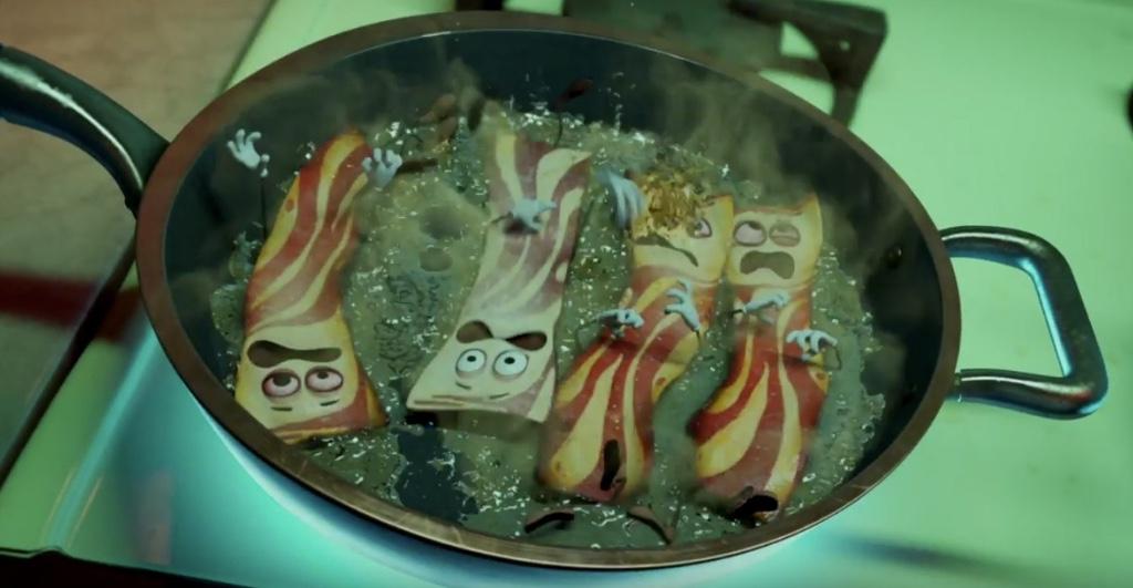 sausage party adultos