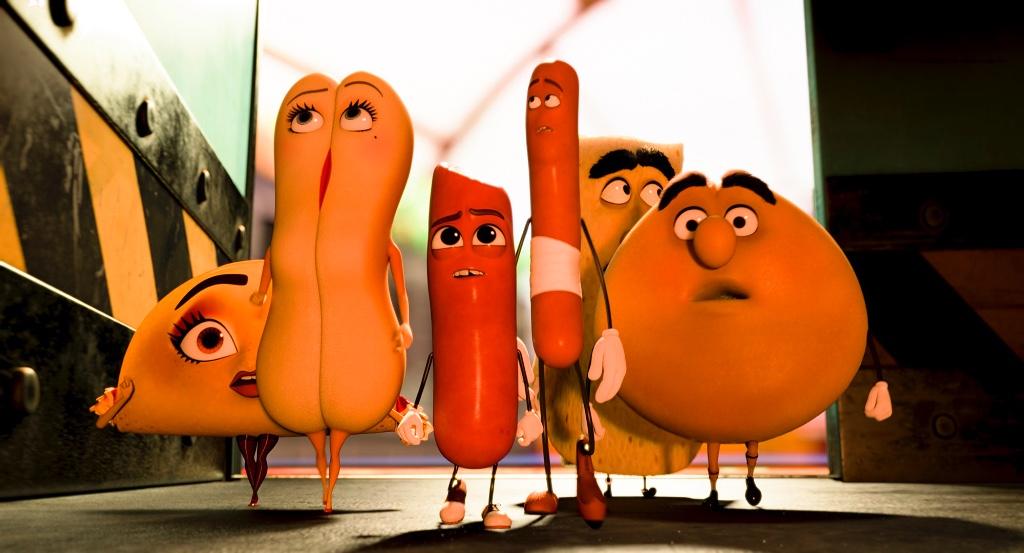 sausage party locura