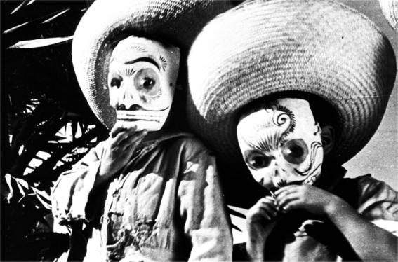 Qué viva México de Sergei Eisenstein