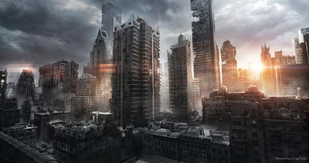 serie 3 por ciento distopia