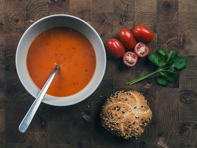 sopa souping