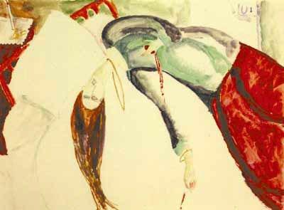 suicide in art jeanne
