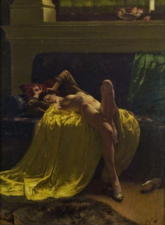 suicide in art lindsay