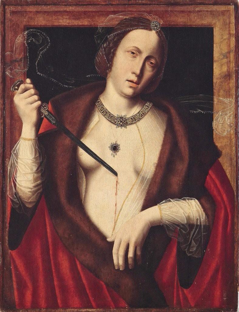 suicide in art master
