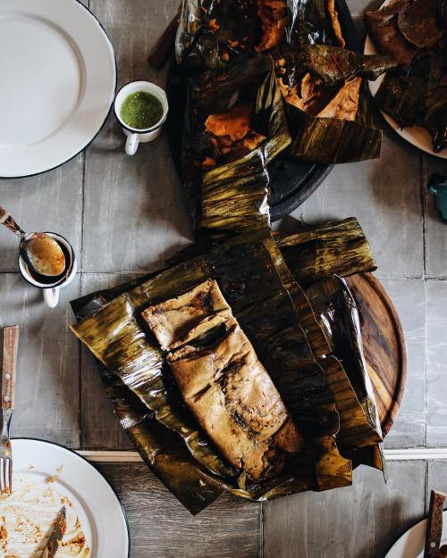 tamales comida maya