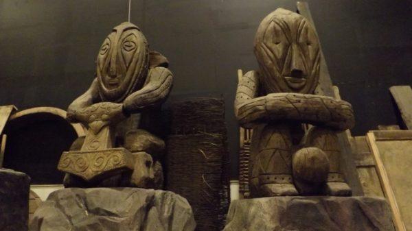 templo mitos de los vikingos