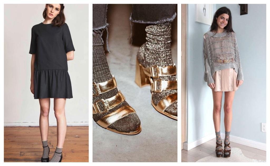tendencias de moda calcetas