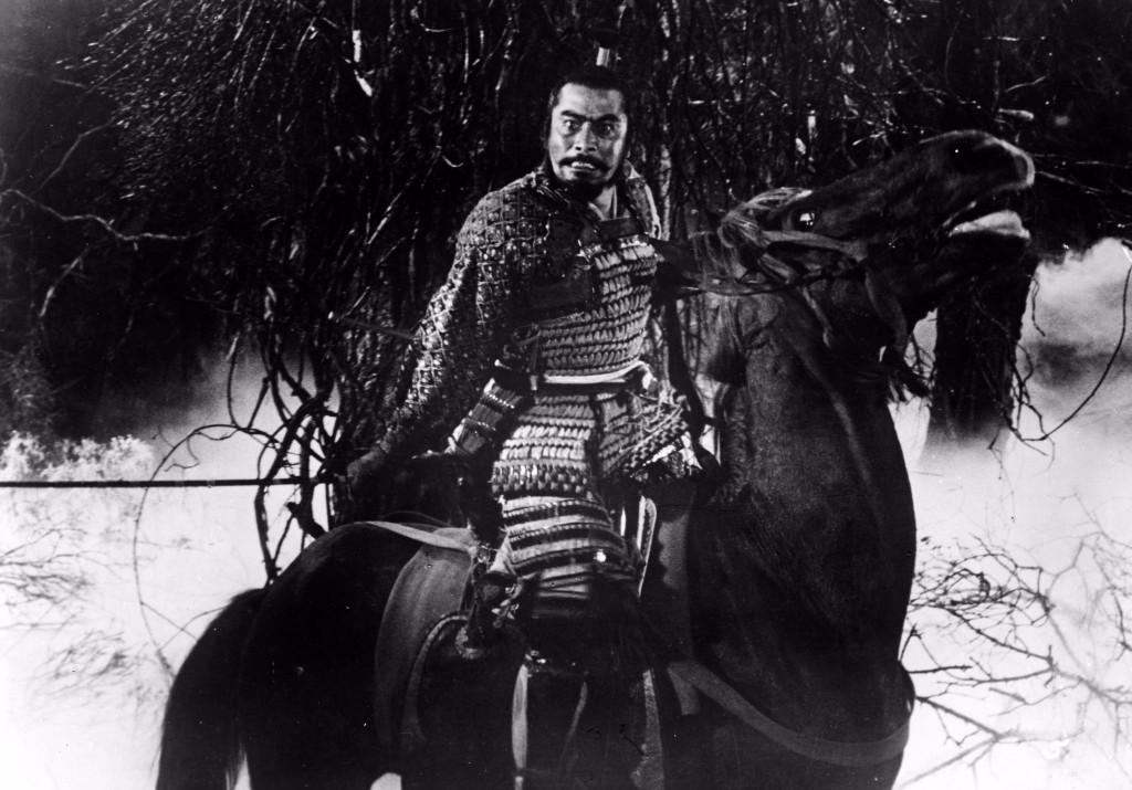 Cine de Kurosawa trono-de-sangre