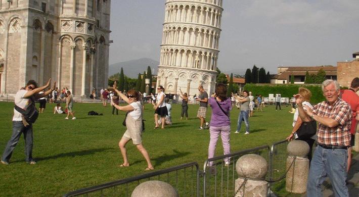 turistas cliche