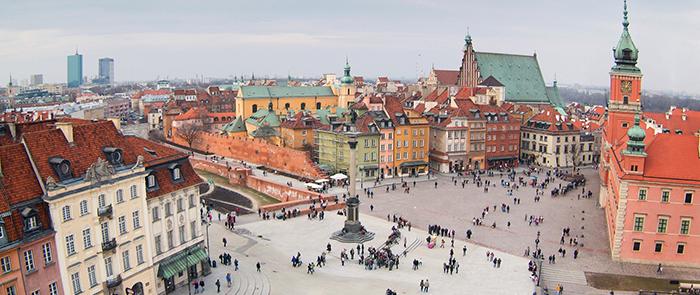 varsovia ciudades para visitar en europa
