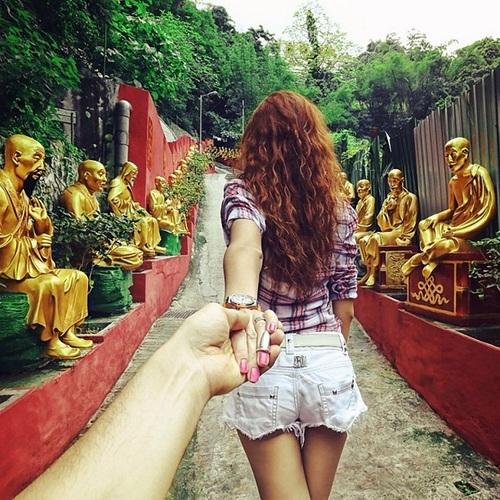 viajar a china buda