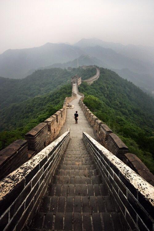 viajar a china muralla china