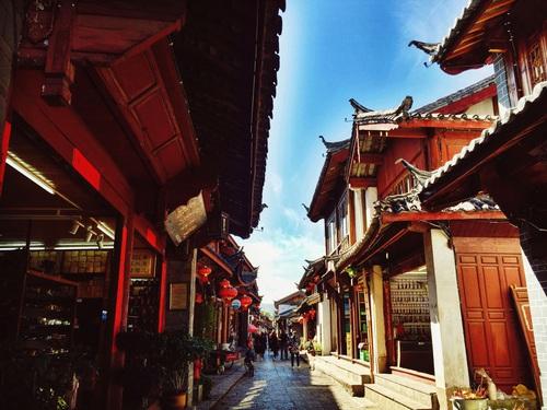 viajar a china rural