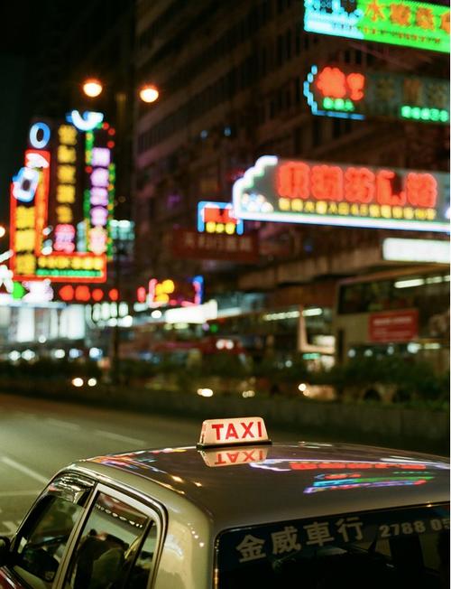 viajar a china taxi