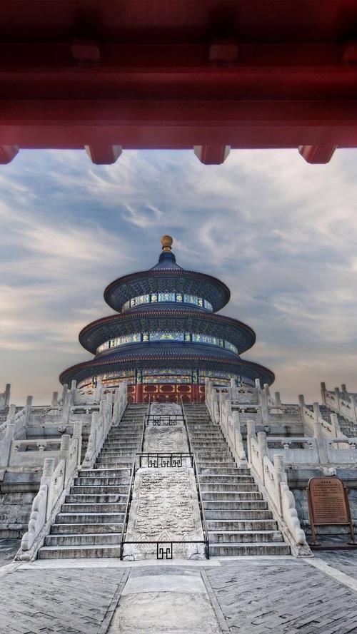 viajar a china templo