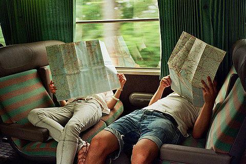 viajar cuando tienes treinta tren