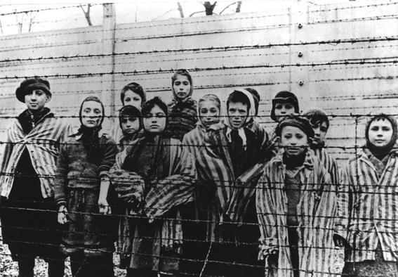victimas del holocausto