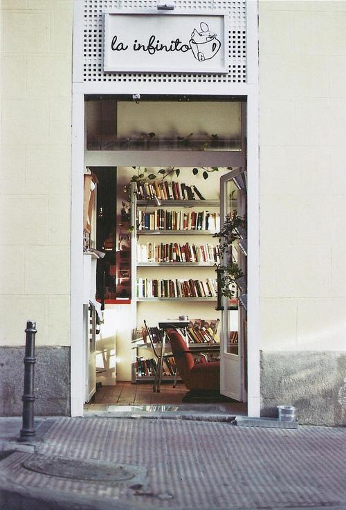 visitar librerias en madrid