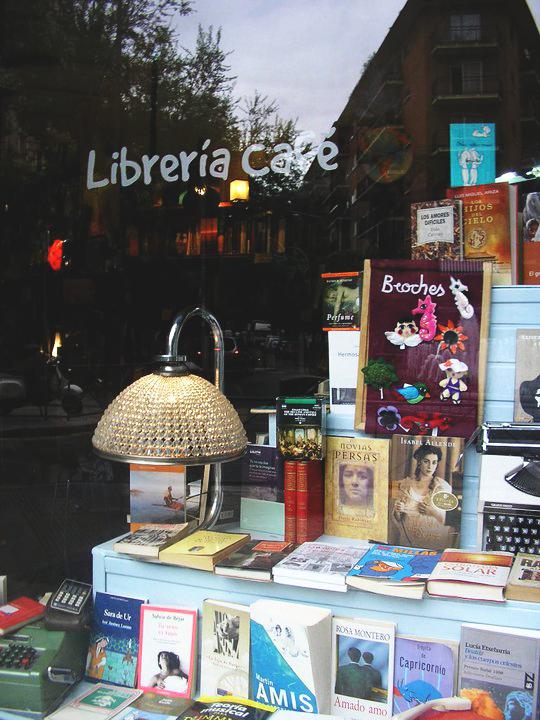 visitar librerias madrid