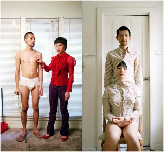 yijun liao couple
