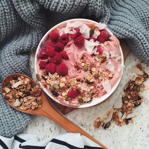 yogur fruta como mejorar la digestion